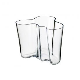 Aalto Vase 16cm Clear