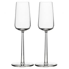 Essence 210ml Champagne Glass Pair