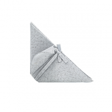 Issey Miyake X Iittala Napkin Grey