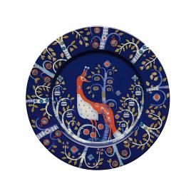 Taika Blue Plate 22cm