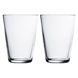 Kartio Highball 400ml Clear Pair