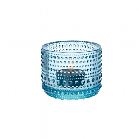 Kastehelmi Votive 6.4cm Light Blue