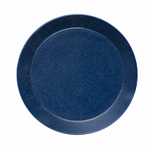 Teema Dotted Blue Plate 26cm