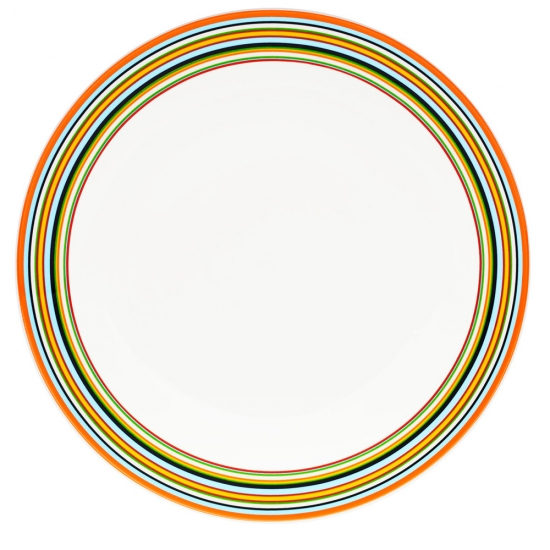 Origo Orange Plate 26cm