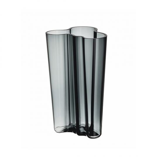 Aalto Vase 20.1cm Grey