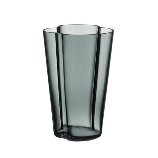 Aalto Vase 22cm Grey