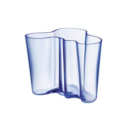 Aalto Vase 16cm Aqua