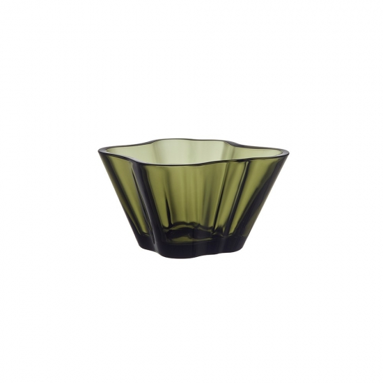 Aalto Bowl 7.5cm Moss Green