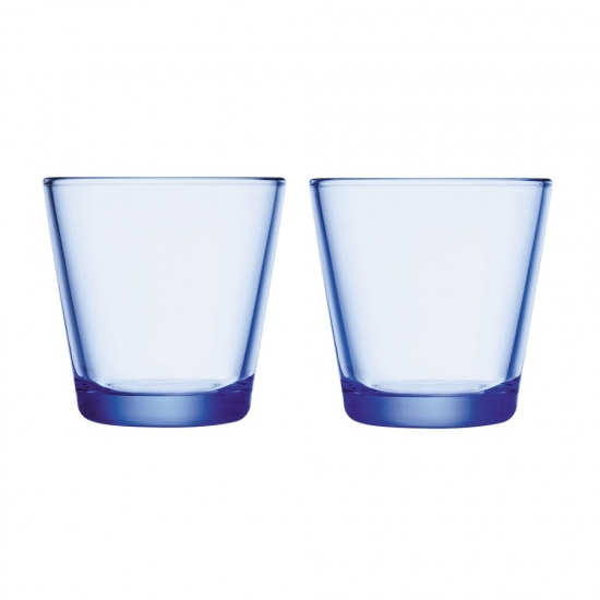 Kartio Tumbler 210ml Aqua Pair