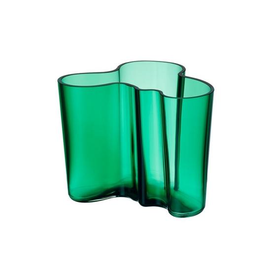 Aalto Vase 16cm Emerald