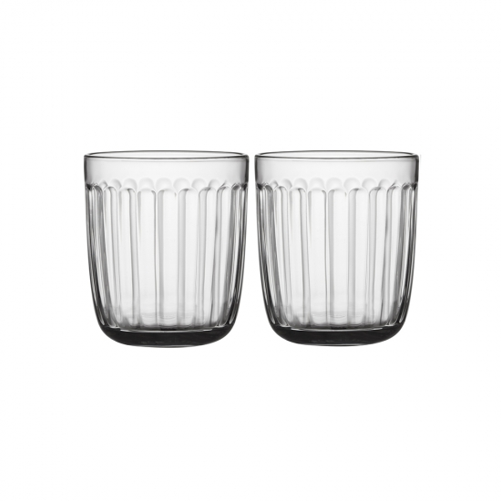 Raami Tumbler Pair Clear