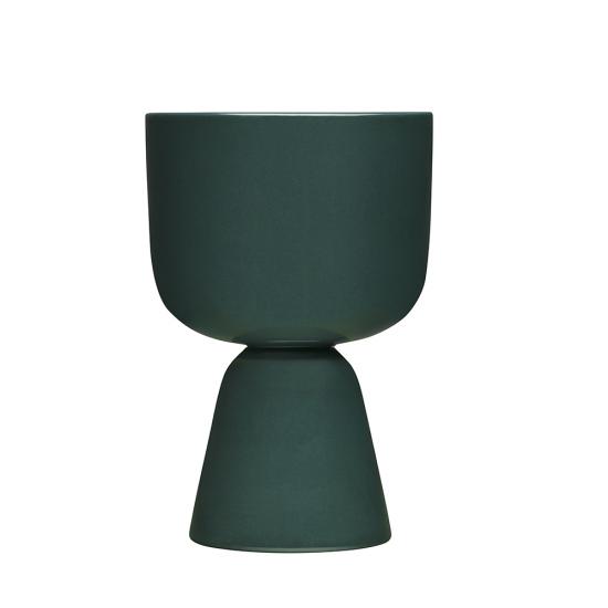 Nappula Plantpot 23cm Dark Green