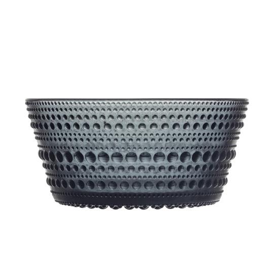 Kastehelmi Bowl 230ml Dark Grey