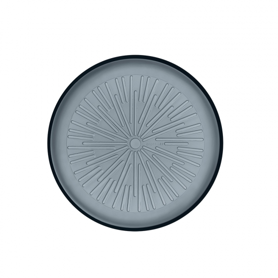 Essence Plate Dark Grey 21cm