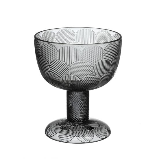 Miranda Bowl 15cm Grey