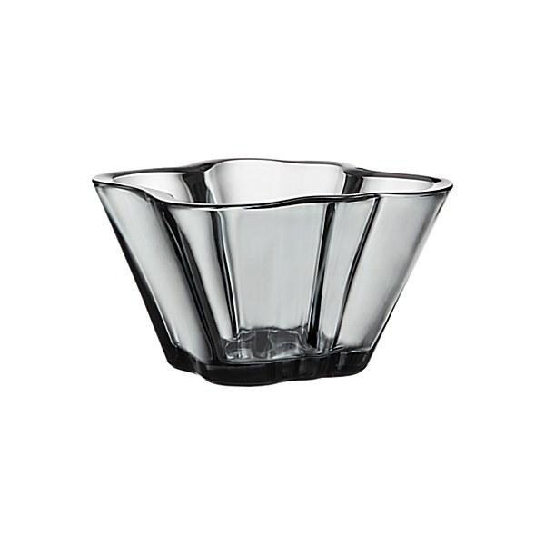 Aalto Bowl 7.5cm Grey