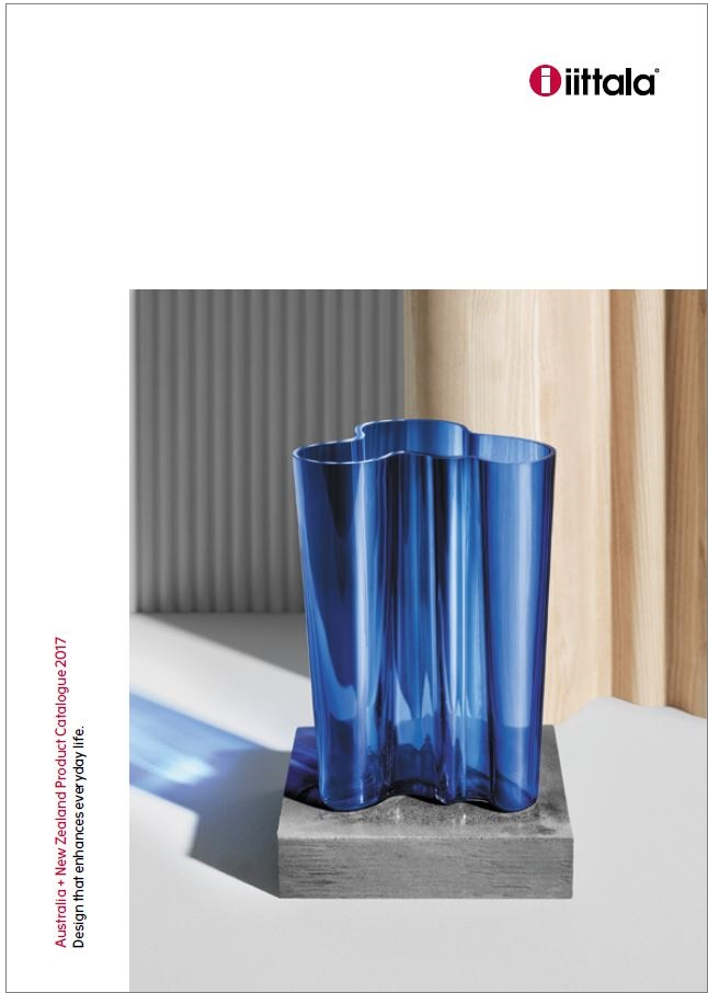 Iittala 2017 Catalogue